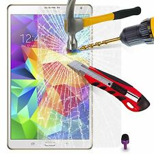 Samsung Galaxy Tab S 8.4 T700 Tempered Glass 9H Hardness Screen Guard - VDL