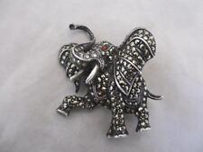 Marcasite Brooch/Pin Art Deco Fine Jewellery
