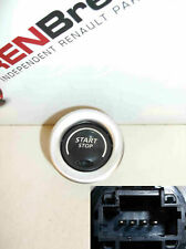 Renault Laguna 2001-2005 Starter Stop Ignition Switch Button