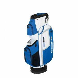 Cobra Fly XL Mens Cart Bag - Blue / White
