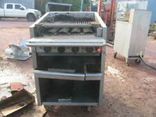 Magikitchn Mea 82 03 E 24 Stainless Steel Gas Charbroiler