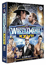 WWE-umnd 27 (DVD, 2011, 3-Disc Set) DVD brand new & factory sealed