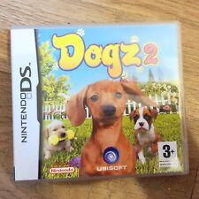 Dogz 2 DS Game Dogs Puppy Virtual Pet Childrens UK PAL EU