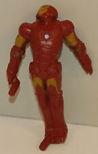 "2008 Iron Man in Flight 3.5"" Decopac PVC Figure Avengers Marvel Comics"