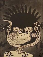 "Leonel Maciel lithograph entitled ""Nino"""