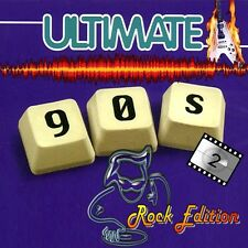 Dj Video Mix -  THE ULTIMATE 90s 2 - 127 Songs In 1 Mix!!!  Rock Edition!!!!!!