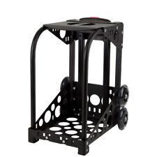 ZUCA Frame for ZUCA Sport Bags, Black Frame, Flashing Wheels, NEW