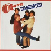*NEW* CD Album The Monkees - Headquarters (Mini LP Style Card Case)