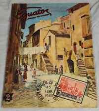 Libro: EQUATOR-la rivista per collezionisti FRANCOBOLLI N. 2/febbraio ¡ 1949/s279