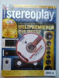 stereoplay 6/2017 mit Musik-CD High End Reference Tracks - Weltpremieren NEU OVP