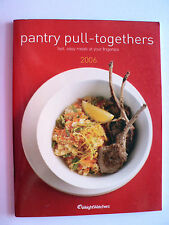 WEIGHT WATCHERS - PANTRY PULL-TOGETHERS - FAST & EASY.