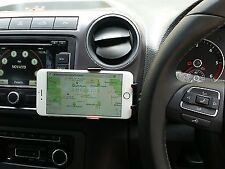 VW Amarok Accessory - Wireless charging Phone Holder - BLACK