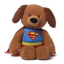"""GUND  DOG - 12""""  DC COMICS -  SUPERMAN  GRIFFIN -  #4048558"""