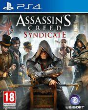 Assassin's Creed Syndicate D1 Spec. Ed. PS4 - totalmente in italiano