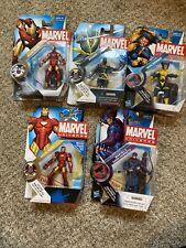 "Marvel Universe 3.75"" Lot Of 5 - Iron Man Wolverine Ronin Dark Hawkeye"
