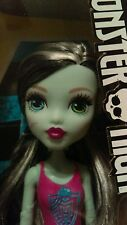 Monster high doll Frankie Stein Ghoul How do you Boo? Skullette 2015 New