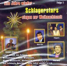 MUSIK-CD - Alle Jahre wieder - Schlagerstars singen zur Weihnachtszeit - Folge 1