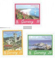 GB-Guernsey 736-738 (kompl.Ausg.) postfrisch 1997 Ansichten