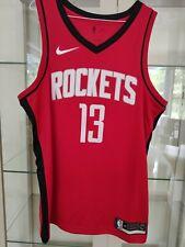 James Harden Houston Rockets Jersey Nike L Icon Edition Swingman