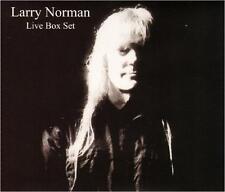 LARRY NORMAN LIVE BOX SET Arkangel PEOPLE QStone PETRA GlassHarp ALLIES Rez DION