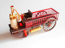 Onesphore Pecqueur Dampfwagen Steam car 1828, Brumm Old Fire 1:43 Spur gauge 0!