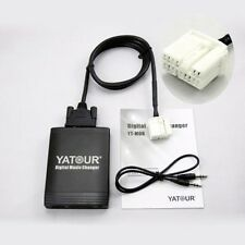 Yatour Digital Music AUX Cable Adapter SD USB For Honda Civic S2000 Accord Acura