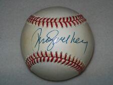 RYNE SANDBERG HOF SIGNED AUTOGRAPHED 1989 ALL STAR MLB BASEBALL CUBS JSA