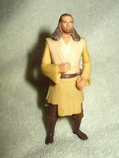 Star Wars Figure Qui-Gon Jinn 4 inch loose 1998