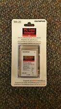 Olympus MA-2E SmartMedia PC Card Adapter - FREE SHIPPING