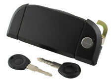VW T4 TRANSPORTER FRONT OUTER DOOR HANDLE WITH 2 KEYS LEFT NEW