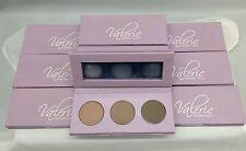 Valerie Beverly Hills Eye Brow Palette, Case - Lot of 12, Blonde, Brunette & Ash