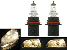 Halogen 9004 HB1 65/45W 3800K Stock Two Bulbs Head Light Replacement High Low