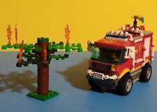 LEGO City Fire Truck 4208 Near Complete