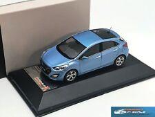 Hyundai i30 5-doors blue 2012 Premium X  PRD268 1:43