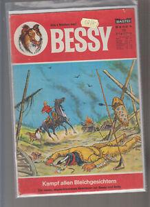 Bessy Nr. 4 Bastei Verlag Serie ab 1965 im guten Zustand