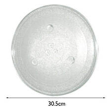 SHARP Genuine Glass Microwave Oven Turntable Plate Dish Tray R372(K)M Spare Part