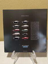 1996 Honda Civic Sedan & Coupe Model Sales Brochure