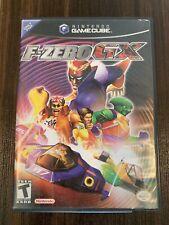 F-Zero Gx Gamecube w/ Case; Tested & Working