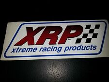 XRP Xtreme Racing Products Decals