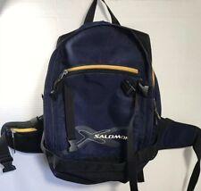 Salomon X Backpack Climbing Backcountry Skiing Hiking Daypack Waist Harness