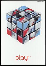 cartolina pubblicitaria PROMOCARD n.4057 NIKE AIR MAX'03 PLAY SCARPE
