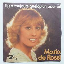 MARIA DE ROSSI Il y a toujours quelqu un pour toi 62229
