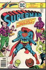 Superman 299        DC 1976