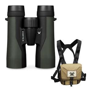 Vortex 10x42 Crossfire HD Roof Prism Binoculars with GlassPak Harness Case