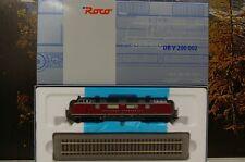 """Roco H0 69931 Diesellok V 200 002 mit Sound für AC """"Museumsedition"""" NEU/OVP  A75"""