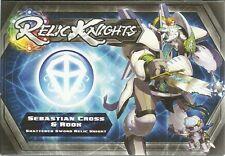SPM142002 Sebastian Cross & Rook, Relic Knights, Soda Pop, New