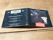 JAPAN - GENTLEMEN TAKE POLAROIDS  - RARE CD 3 INCHES - CD 3 POUCES