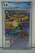 MARVEL COMICS CGC 9.8 THE AMAZING SPIDER-MAN #227 04/82 OFF-WHITE PAGES