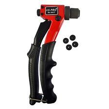 Single Hand Compact Pot Pop Riveter Rivet Riveting Tool 2.4mm - 4.8mm AT725