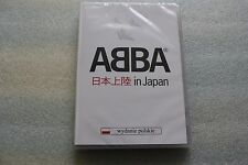 Abba in japan DVD PL Polish Release
